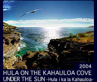 HULA ON THE KOHAULOA COVE UNDER THE SUN -Hula i ka la kahauloa-