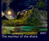 The murmur of the shore