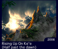 Rising Up On Ke'e(Half past the dawn)