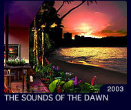THE SOUNDS OF THE DAWN